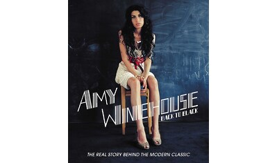 Musik-CD »Back To Black (Blu-Ray) / Winehouse,Amy« kaufen