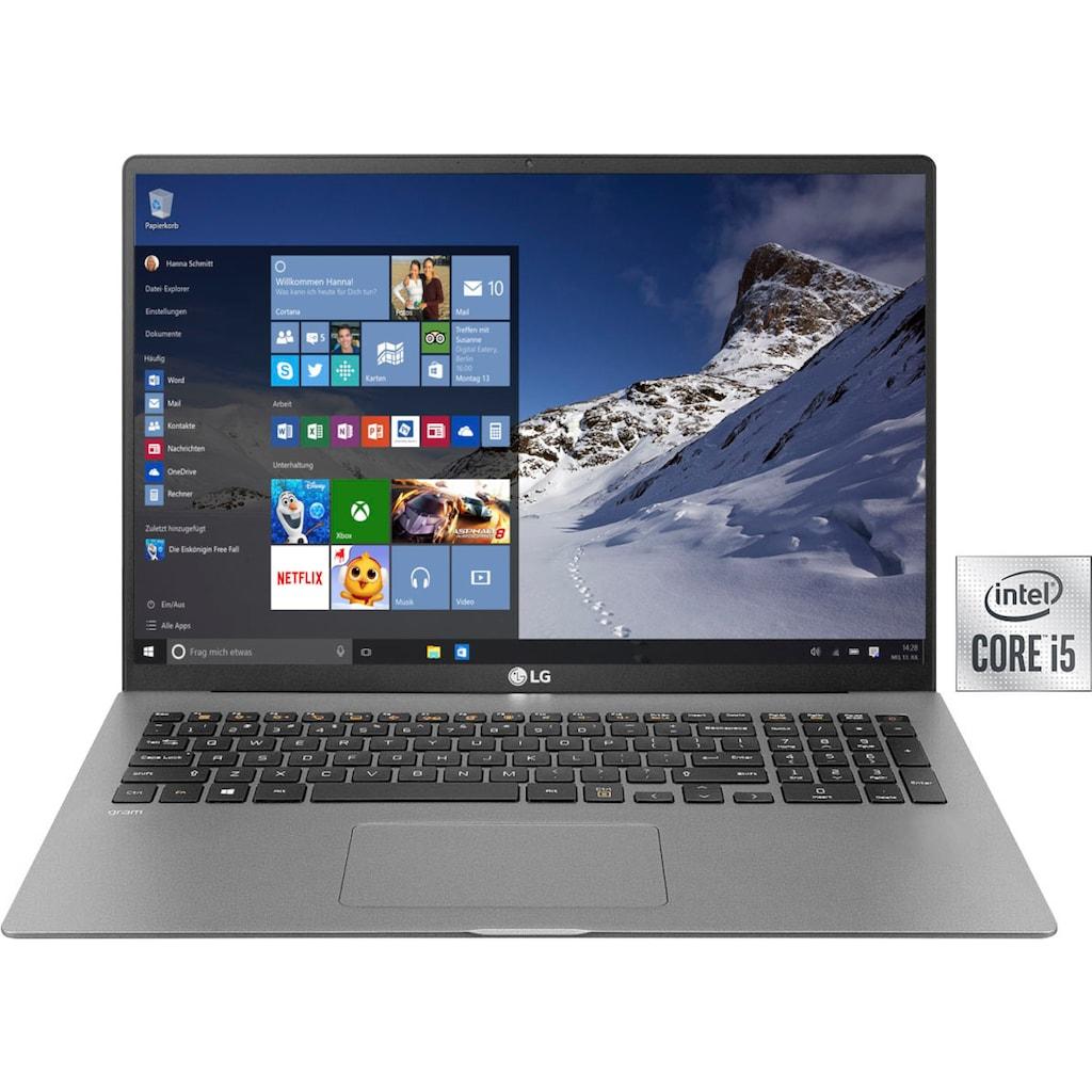 LG Notebook »Gramm 17 Ultraleichtes«, ( 512 GB SSD), 8 GB DDR4-RAM
