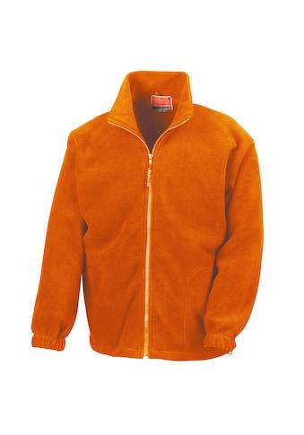 Result Fleecejacke »Herren Fleece-Jacke, Antipilling« kaufen