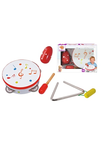 """Eichhorn Spielzeug - Musikinstrument """"Musik Set, 5 - tlg."""", (Set, 5 - tlg.) kaufen"""