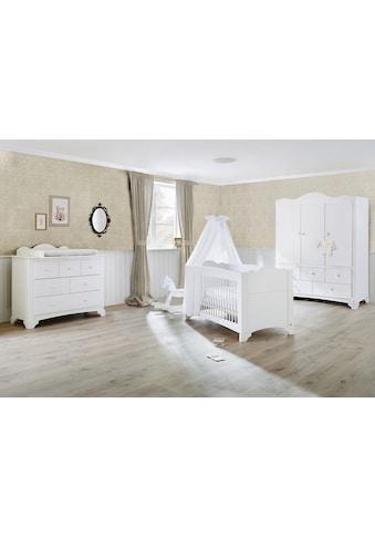 Pinolino® Babyzimmer-Komplettset »Pino«, (Set, 3 St.), breit groß mit 3 Türen; Made in... kaufen