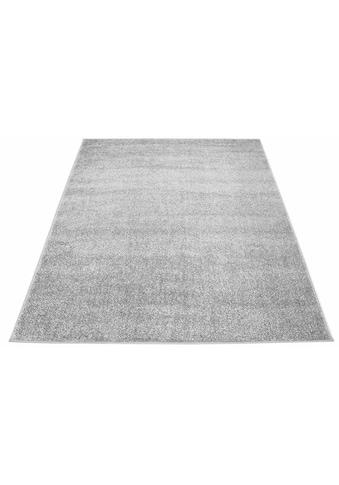 Teppich, »Moda Soft 2081«, Carpet City, rechteckig, Höhe 11 mm, maschinell gewebt kaufen