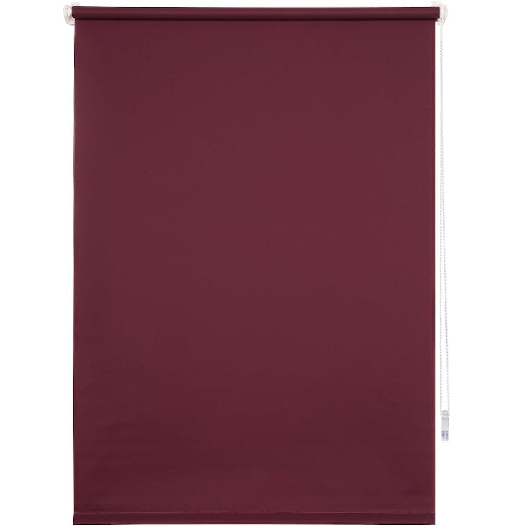 mydeco Seitenzugrollo »Win«, Lichtschutz, ohne Bohren, freihängend, bis Breite 120cm