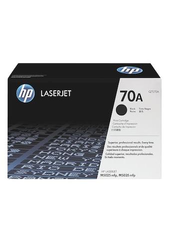 HP Druckkassette HP 70A kaufen