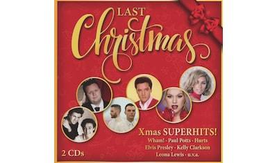Musik-CD »Last Christmas-Xmas Superhits! / Various« kaufen