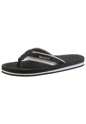 Gant Footwear Zehentrenner »Palmworld«, mit weichem Zehensteg aus Textil kaufen