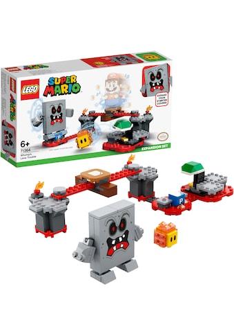 LEGO® Konstruktionsspielsteine »Wummps Lava-Ärger – Erweiterungsset (71364), LEGO®... kaufen