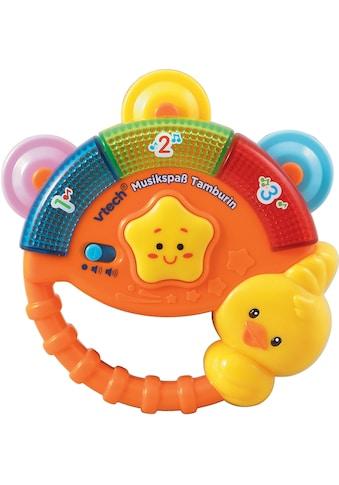 Vtech® Lernspielzeug »Musikspaß Tamburin« kaufen