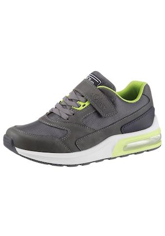 s.Oliver Slip-On Sneaker, mit Textileinsatz kaufen