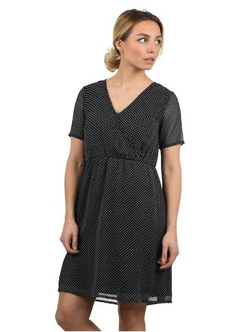 Blendshe Chiffonkleid »Charlotte«, Kleid mit V-Ausschnitt kaufen