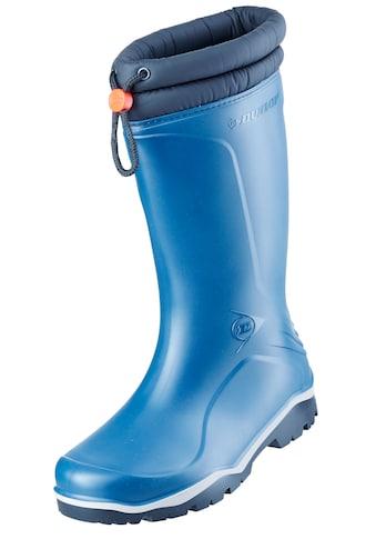 Dunlop Gummistiefel »Blizzard«, mit warmer Fütterung kaufen