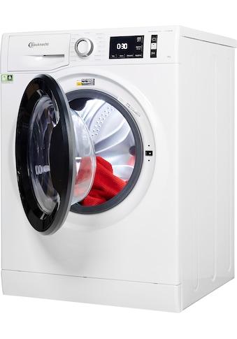 BAUKNECHT Waschmaschine »Super Eco 8421«, Super Eco 8421, 8 kg, 1400 U/min, 4 Jahre... kaufen
