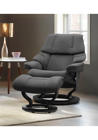 Stressless® Relaxsessel »Reno«, mit Classic Base, Größe S, M & L, Gestell Schwarz kaufen