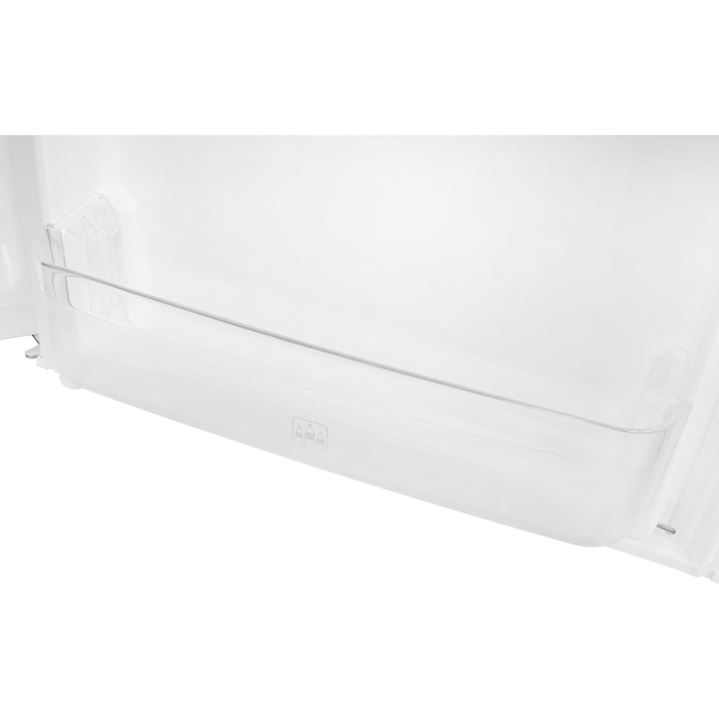 exquisit Kühlschrank »KS116-V-040F weiss«
