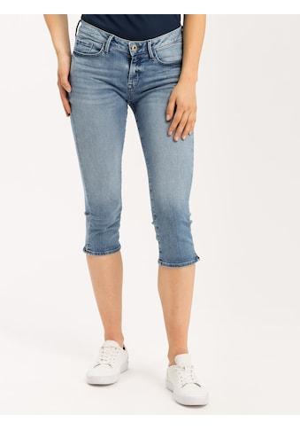 Cross Jeans® Caprihose »Amber«, Elastische Denimqualität kaufen