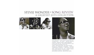 Musik-CD »Song Review-Greatest Hit / WONDER,STEVIE« kaufen