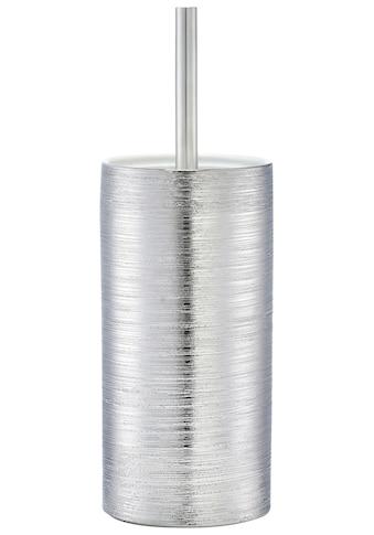 Zeller Present WC-Garnitur »Brushed«, mit austauschbarem Bürstenkopf kaufen