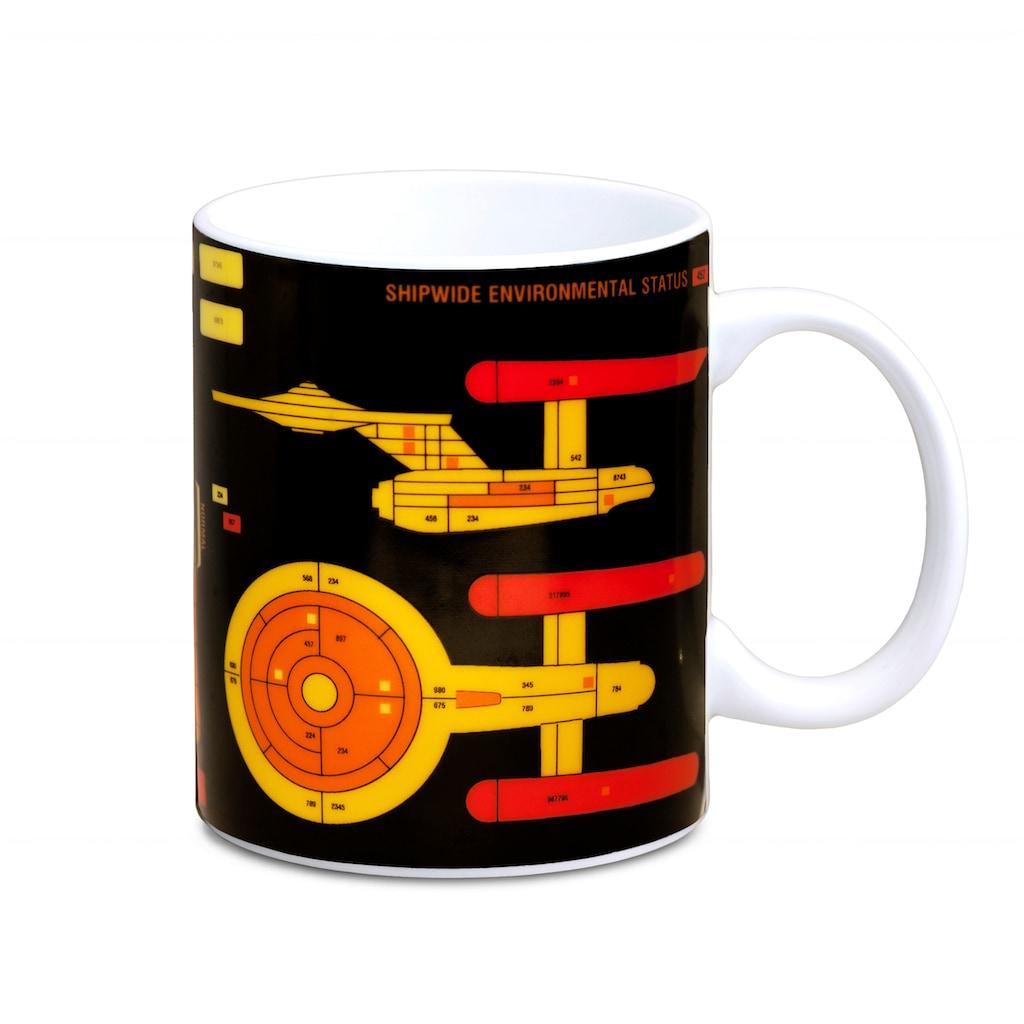 LOGOSHIRT Tasse mit tollem Serien-Print