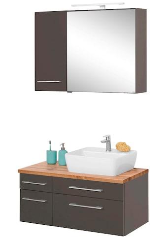 HELD MÖBEL Waschtisch - Set »Davos« kaufen