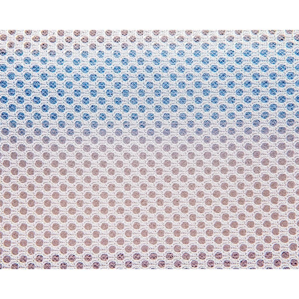 Julius Zöllner Kaltschaummatratze »Dr. Lübbe Air Plus«, 10 cm cm hoch, (1 St.), Matratze für Babys & Kleinkinder