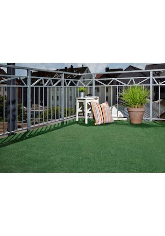 ANDIAMO Kunstrasen »Komfort «, Coupon Sparmaß 200x350 cm grün kaufen