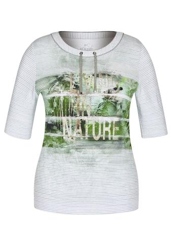 Rabe T-Shirt, mit Glitzersteinen und Rundhalsausschnitt kaufen