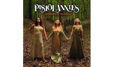 Musik-CD »Interstate Gospel / Pistol Annies« kaufen