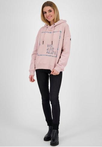 Alife & Kickin Sweatshirt »JessyAK«, Sportiver Hoodie in coolem Design kaufen