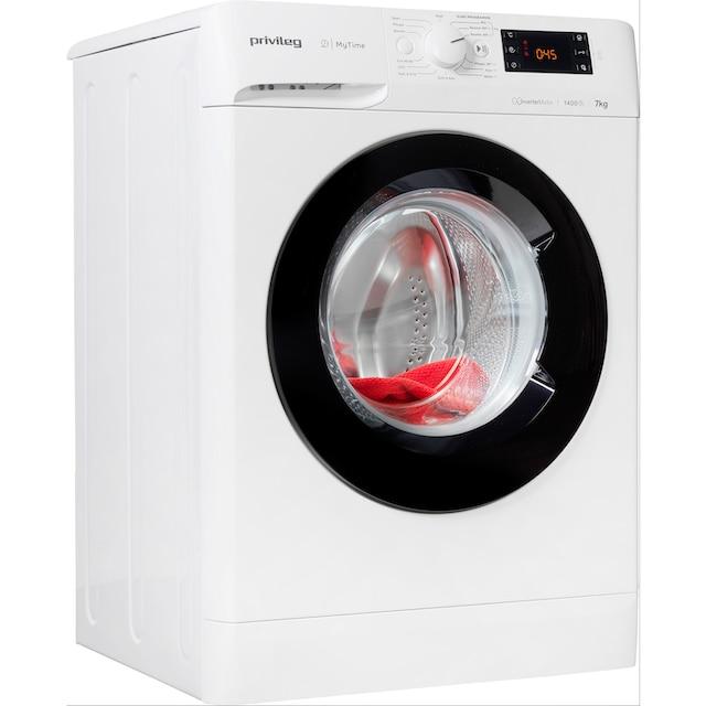 Privileg Waschmaschine »PWF MT 71483«, PWF MT 71483, 7 kg, 1400 U/min