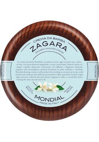 Mondial Antica Barberia Rasiercreme »Luxury Shaving Cream Wooden Bowl Zagara« kaufen