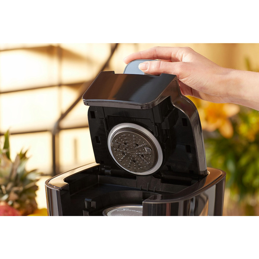 Senseo Kaffeepadmaschine HD6570/60 Latte Duo