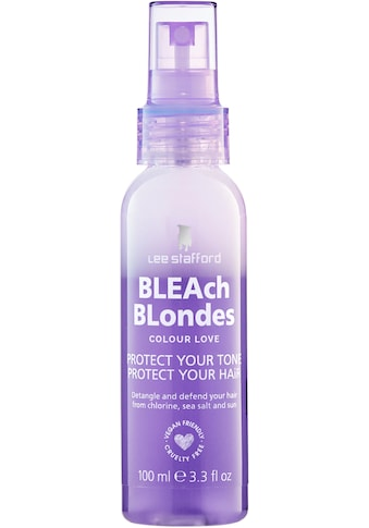Lee Stafford Leave-in Pflege »Bleach Blonde Colour Love - Protect your Tone Protect... kaufen