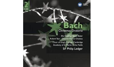 Musik-CD »Weihnachtsoratorium / Ledger/Various« kaufen