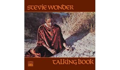 Musik-CD »TALKING BOOK / WONDER,STEVIE« kaufen