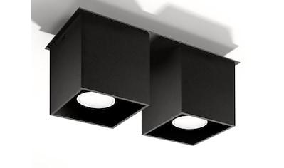 SOLLUX lighting,Deckenleuchte»QUAD«, kaufen