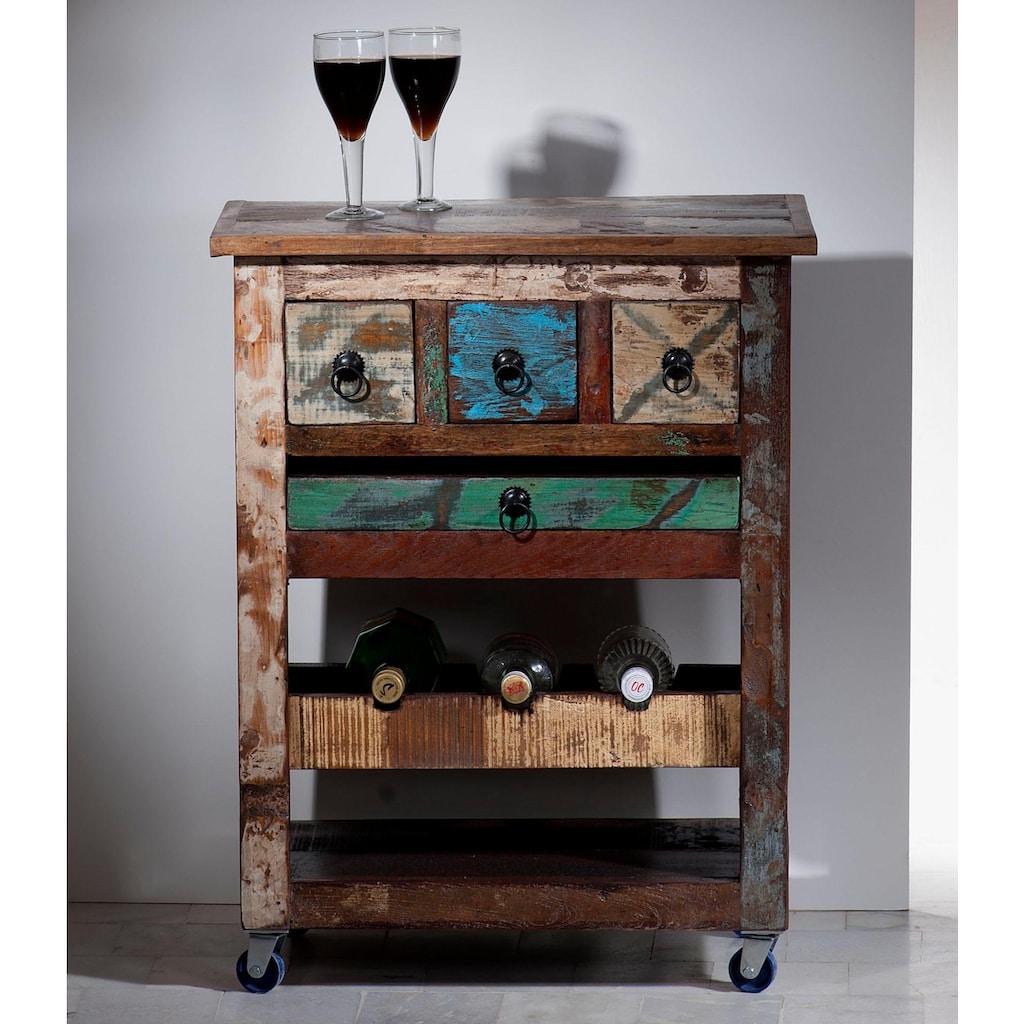 SIT Küchenwagen »Riverboat«, Shabby Chic, Vintage