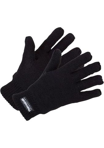 Strickhandschuhe »0900-1000 schwarz« kaufen