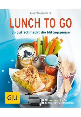 Buch »Lunch to go / Inga Pfannebecker« kaufen