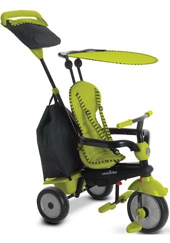smarTrike® Dreirad »Glow, Grün«, mit Sonnenschutzdach kaufen