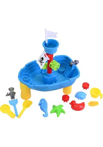 Knorrtoys® Spieltisch »Sandtisch Piratenschiff« kaufen