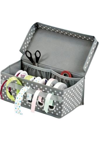 Zeller Present Aufbewahrungsbox, Polyester kaufen