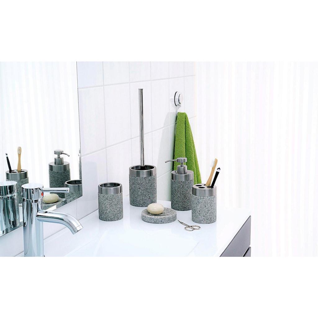 Ridder WC-Garnitur »Stone«, UV-beständig