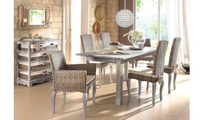 Home affaire 4-Fußstuhl »stuhlparade« kaufen