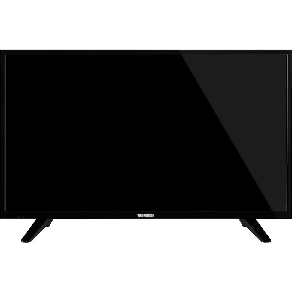 "Telefunken LED-Fernseher »D39H500M1CW«, 98 cm/39 "", HD-ready, Smart-TV"