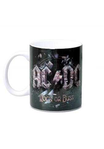LOGOSHIRT Tasse mit tollem Band-Print kaufen
