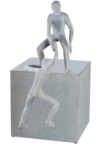 GILDE Dekofigur »Helfende Hand«, Dekoobjekt, Höhe 52 cm, Wohnzimmer kaufen