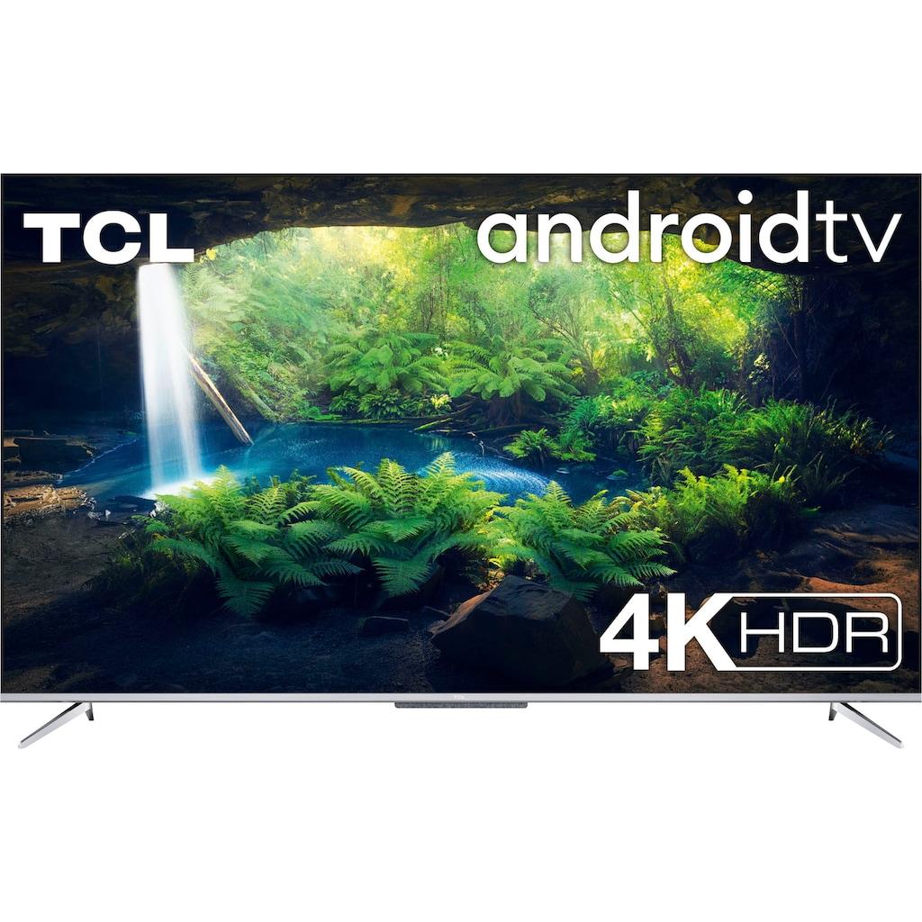 "TCL LED-Fernseher »65P716«, 164 cm/65 "", 4K Ultra HD, Smart-TV"