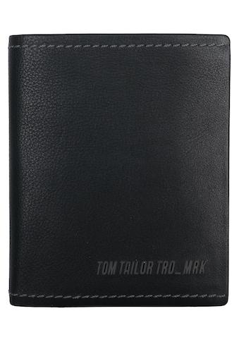 TOM TAILOR Geldbörse »DIEGO«, mit RFID-Technologie kaufen