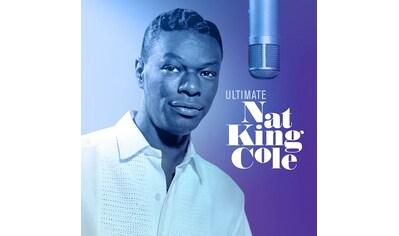 Musik-CD »Ultimate Nat King Cole / Cole,Nat 'King'« kaufen