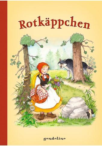 Buch »Rotkäppchen / Svenja Nick, gondolino Kinder- und Abenteuerklassiker, Marina Krämer« kaufen